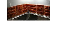 Terrakotta mexikói csempék