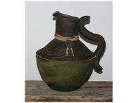 Pénzes antik váza