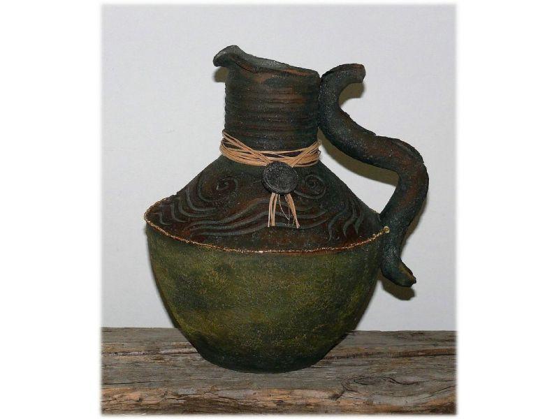 Pénzes antik váza :