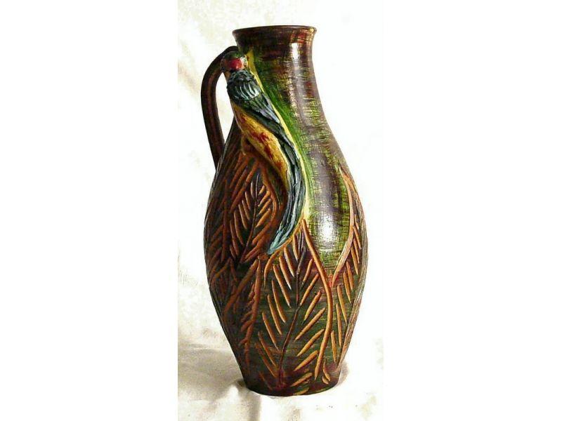 Papagájos váza :