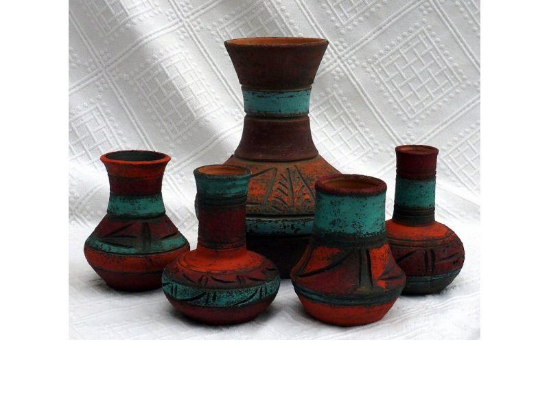 Vázák mexikóból :