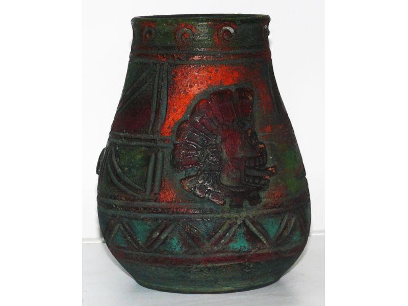 Indián harci váza :