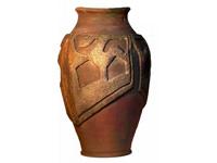 Váza áttört mintával