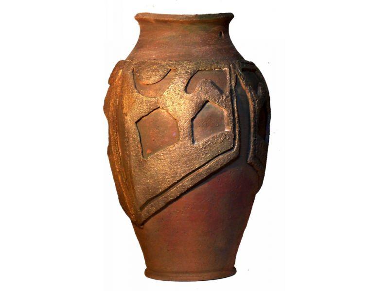 Váza áttört mintával :