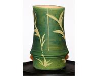 Kerámia bambusz váza
