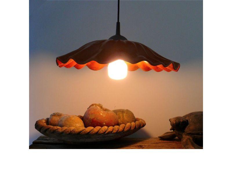 Mediterrán mennyezeti lámpa :