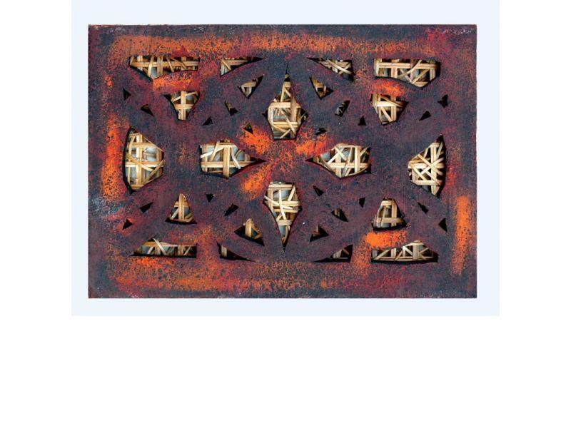 Mandala falikép :