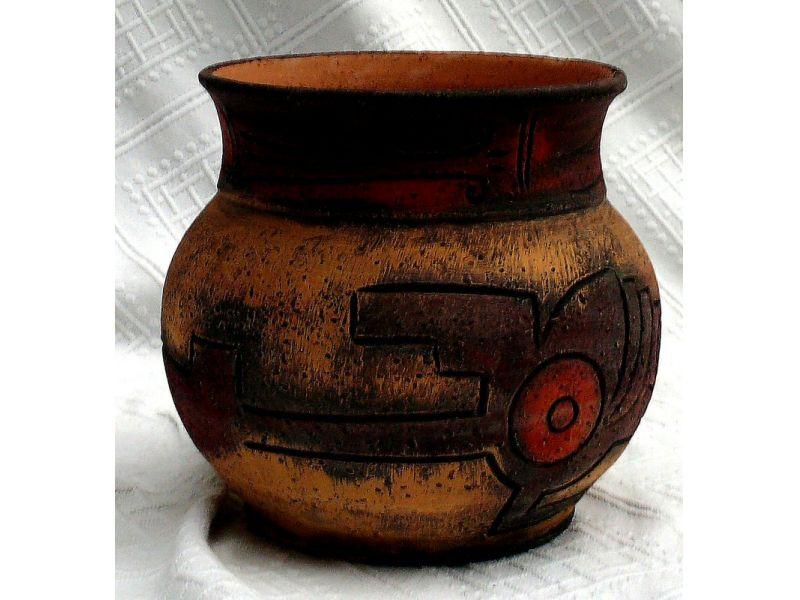 Gömb váza :