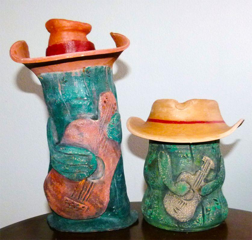 Mexikói nagy kaktuszok :