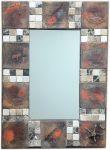 mozaik tükör