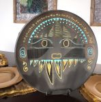 Perui kerámia tál